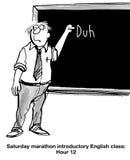 anglicy klasy ilustracji