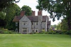 anglicy są manor fotografia stock