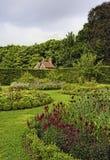 anglicy uprawiają ogródek ornamental Fotografia Stock