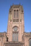 Anglikańska katedra, Liverpool Obrazy Stock