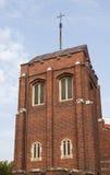 Anglikansk kyrka Arkivbild