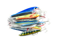 Angling bait Royalty Free Stock Images