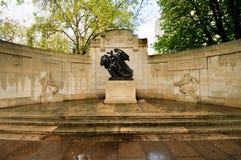 Anglo-βελγικό μνημείο, Λονδίνο, UK Στοκ φωτογραφία με δικαίωμα ελεύθερης χρήσης