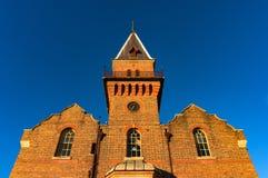 Anglo-ολλανδικό κτήριο ύφους Στοκ φωτογραφία με δικαίωμα ελεύθερης χρήσης