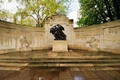 Anglo-Belgian Memorial, London, UK Royalty Free Stock Photo