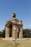 The Anglo-Boer War Memorial Johanesburg Royalty Free Stock Photos