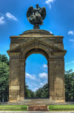 Anglo-Boer War Memorial, Johannesburg Stock Photos