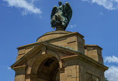 Anglo-Boer War Memorial, Johannesburg Stock Photography