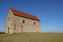 Anglo Saxon Church Royalty Free Stock Images