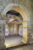 Anglo-Saxon Odda`s Chapel Royalty Free Stock Photos