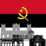 Angola Obrazy Stock