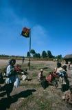 angola huambo Royaltyfri Bild