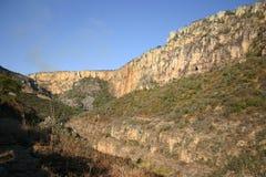 Angola krajobrazy Obrazy Royalty Free