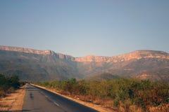 Angola-Landschaften Stockbilder