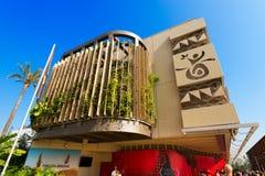 Angola Pavilion - Expo Milano 2015 Stock Photography