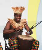 Angola toont Stock Fotografie