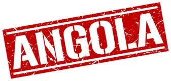 Angola znaczek Fotografia Stock