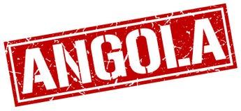 Angola znaczek Zdjęcie Royalty Free