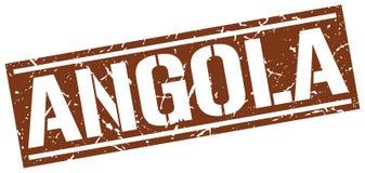 Angola znaczek Obrazy Royalty Free
