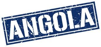 Angola znaczek Obrazy Stock