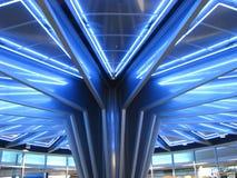 Angoli blu Immagine Stock Libera da Diritti