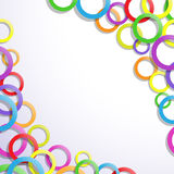 Angoli Colourful Fotografia Stock Libera da Diritti