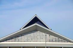 Angoli dei tetti Fotografia Stock Libera da Diritti