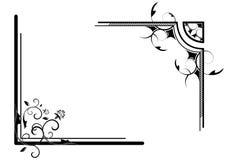 Angoli di disegno illustrazione di stock