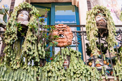 Angoli di Taormina immagine stock libera da diritti