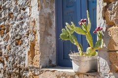 Angoli Mediterranei Fotografia Stock