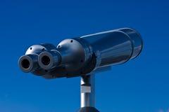 Angolo binoculare a gettoni Fotografie Stock Libere da Diritti