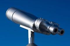 Angolo binoculare a gettoni Immagine Stock Libera da Diritti
