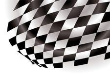 Angolo Checkered royalty illustrazione gratis