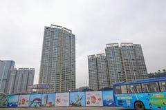 Angolo del terminale-Un del traghetto di Xiamen della città di Xiamen Immagine Stock Libera da Diritti