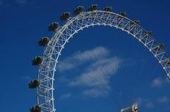 Angolo dell'occhio di Londra Fotografia Stock