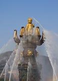 Angolo della fontana fotografia stock libera da diritti