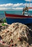 Angolo Mediterraneo Immagini Stock