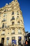 Angolo parigino fotografia stock libera da diritti