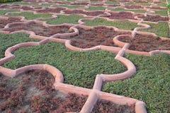 Angoori Bagh ή κήπος των σταφυλιών στο οχυρό Agra Στοκ εικόνες με δικαίωμα ελεύθερης χρήσης