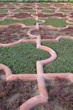 Angoori Bagh lub ogród winogrona przy Czerwonym fortem Agra Zdjęcie Royalty Free