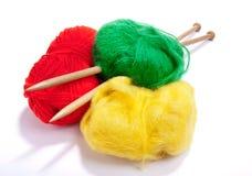 Angorá Multicoloured Imagem de Stock Royalty Free