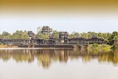 Angor Wat Στοκ Φωτογραφία