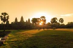 Angor Wat Imagens de Stock Royalty Free