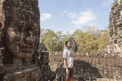 Angor Wat Royalty Free Stock Images