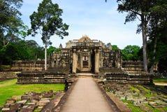 Angor Wat, Siem oogst Kambodja Stock Fotografie