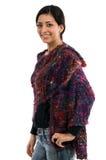 Angora Dream coat stock photography