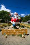 Λα Angostura, Παταγωνία, Αργεντινή βιλών Στοκ εικόνες με δικαίωμα ελεύθερης χρήσης