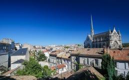 Angouleme, Γαλλία Στοκ Φωτογραφίες
