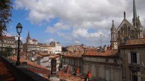 Angouleme, νοτιοδυτική Γαλλία Στοκ φωτογραφίες με δικαίωμα ελεύθερης χρήσης