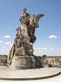 Angouleme Carnot monument Royaltyfri Foto